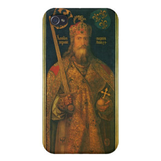 Charlemagne by Dürer iPhone Case iPhone 4 Cover