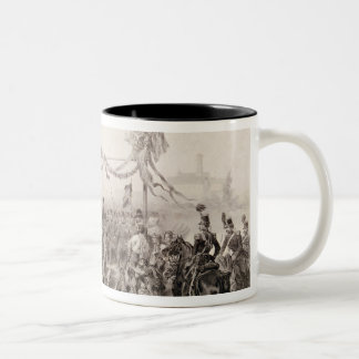 Charles-Albert I Two-Tone Coffee Mug