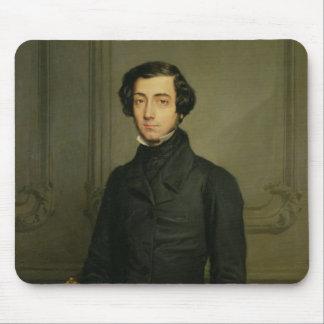 Charles-Alexis-Henri Clerel de Tocqueville  1850 Mouse Pad