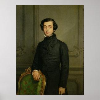 Charles-Alexis-Henri Clerel de Tocqueville  1850 Posters