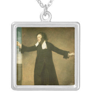 Charles as Shylock in 'The Merchant of Venice' Silver Plated Necklace