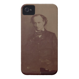 Charles Baudelaire (1820-1867), French poet, portr Case-Mate iPhone 4 Case