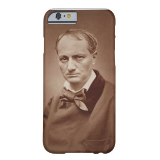 Charles Baudelaire (1821-67), French poet, portrai Barely There iPhone 6 Case