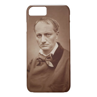 Charles Baudelaire (1821-67), French poet, portrai iPhone 8/7 Case