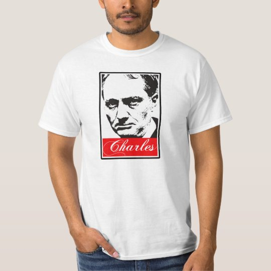 Charles (Baudelaire) T-Shirt