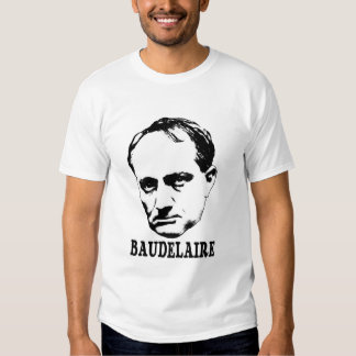 Charles Baudelaire T-shirts