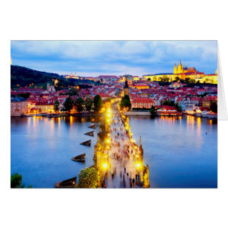 Charles Bridge Card