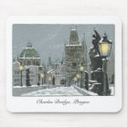 Charles Bridge mousepad