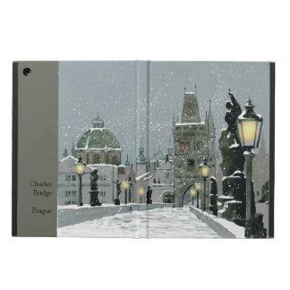 Charles Bridge Winter iPad Air Powis Cover