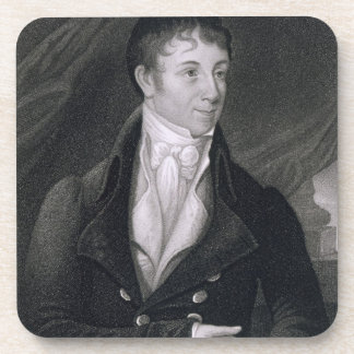 Charles Brockden Brown (1771-1810) engraved by Joh Coaster