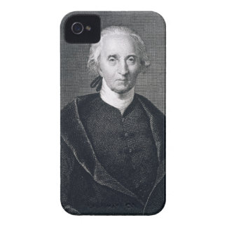Charles Carroll of Carrollton, engraved by Asher B iPhone 4 Cover