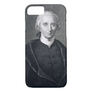 Charles Carroll of Carrollton, engraved by Asher B iPhone 8/7 Case