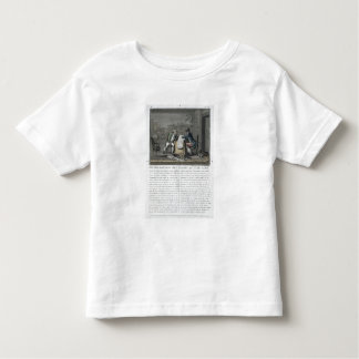 Charles, Chevalier de Folard (1699-1751) instructs Toddler T-Shirt