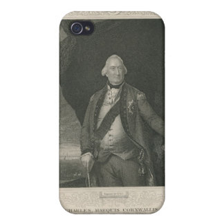 Charles Cornwallis iPhone 4/4S Covers