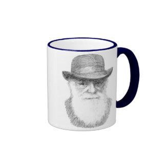 Charles Darwin - Adaptable quote Coffee Mug