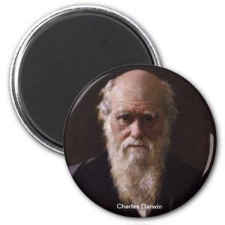 Charles Darwin Magnet
