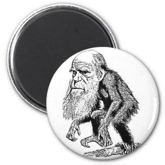 Charles Darwin Magnets