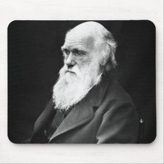 Charles Darwin Portrait Mouse Mat