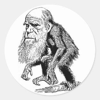 Charles Darwin Stickers