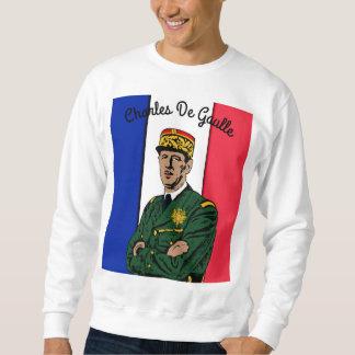 Charles de Gaulle Sweatshirt