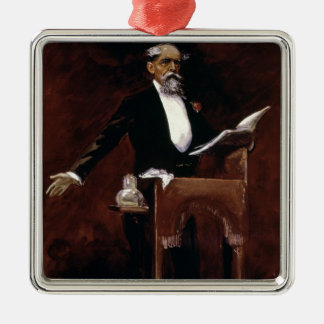 Charles Dickens Christmas Ornament