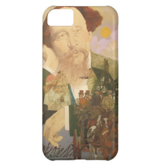 Charles Dickens, English Author Case For iPhone 5C