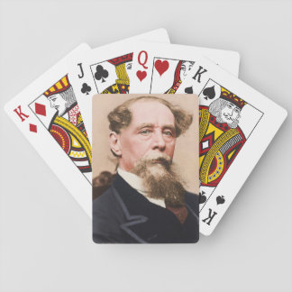 Charles Dickens Playing Cards