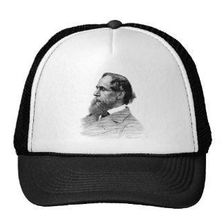 Charles Dickens Profile Cap