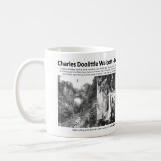 Charles Doolittle Walcott I - Pioneering Geologist Coffee Mug