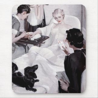 Charles Edward Chambers: Manicure Mouse Pad