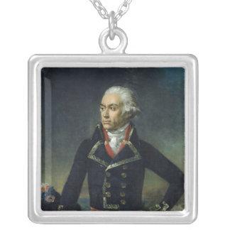 Charles-Francois du Perier Dumouriez Silver Plated Necklace