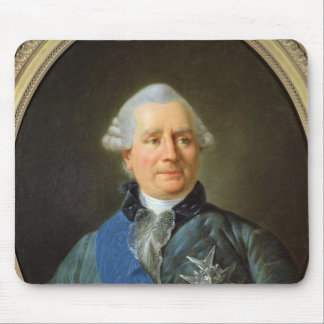 Charles Gravier  Count of Vergennes Mouse Pad