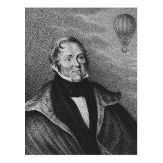 Charles Green, 1839 Postcard