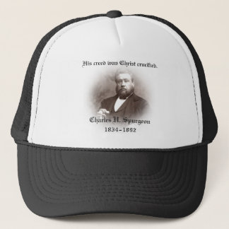 Charles Haddon Spurgeon Hat