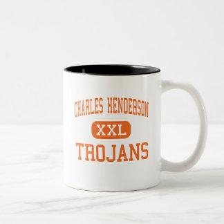Charles Henderson - Trojans - High - Troy Alabama Coffee Mug