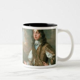 Charles I  and James, Duke of York , c.1647 Mug
