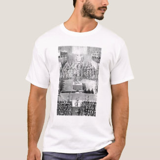 Charles I before the High Court of Justice T-Shirt