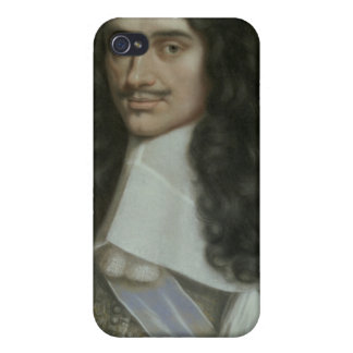 Charles II (1630-85) iPhone 4 Cover