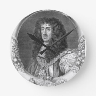 Charles II (1630-85) King of Great Britain and Ire Clocks