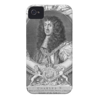 Charles II (1630-85) King of Great Britain and Ire iPhone 4 Case-Mate Case