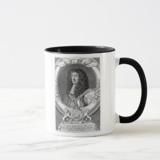 Charles II (1630-85) King of Great Britain and Ire Mug
