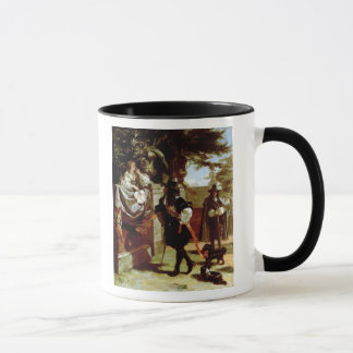Charles II  and Nell Gwynne Mug