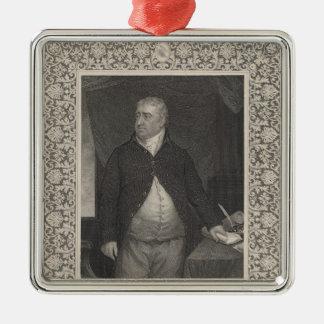 Charles James Fox Christmas Ornament