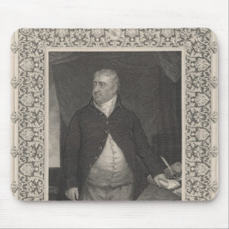 Charles James Fox Mouse Mat