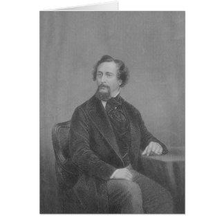 Charles John Huffam Dickens Card