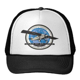 Charles Linberg Historic Flight Cap