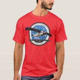 Charles Linberg Historic Flight T-Shirt