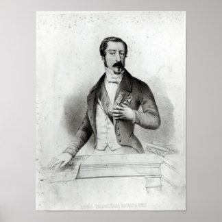 Charles Louis Napoleon Bonaparte Poster
