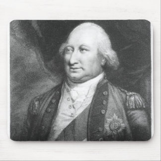 Charles, Marquis of Cornwallis, 1799 Mouse Mat