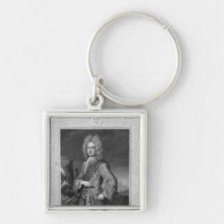 Charles Mordaunt, Earl of Peterborough Key Ring